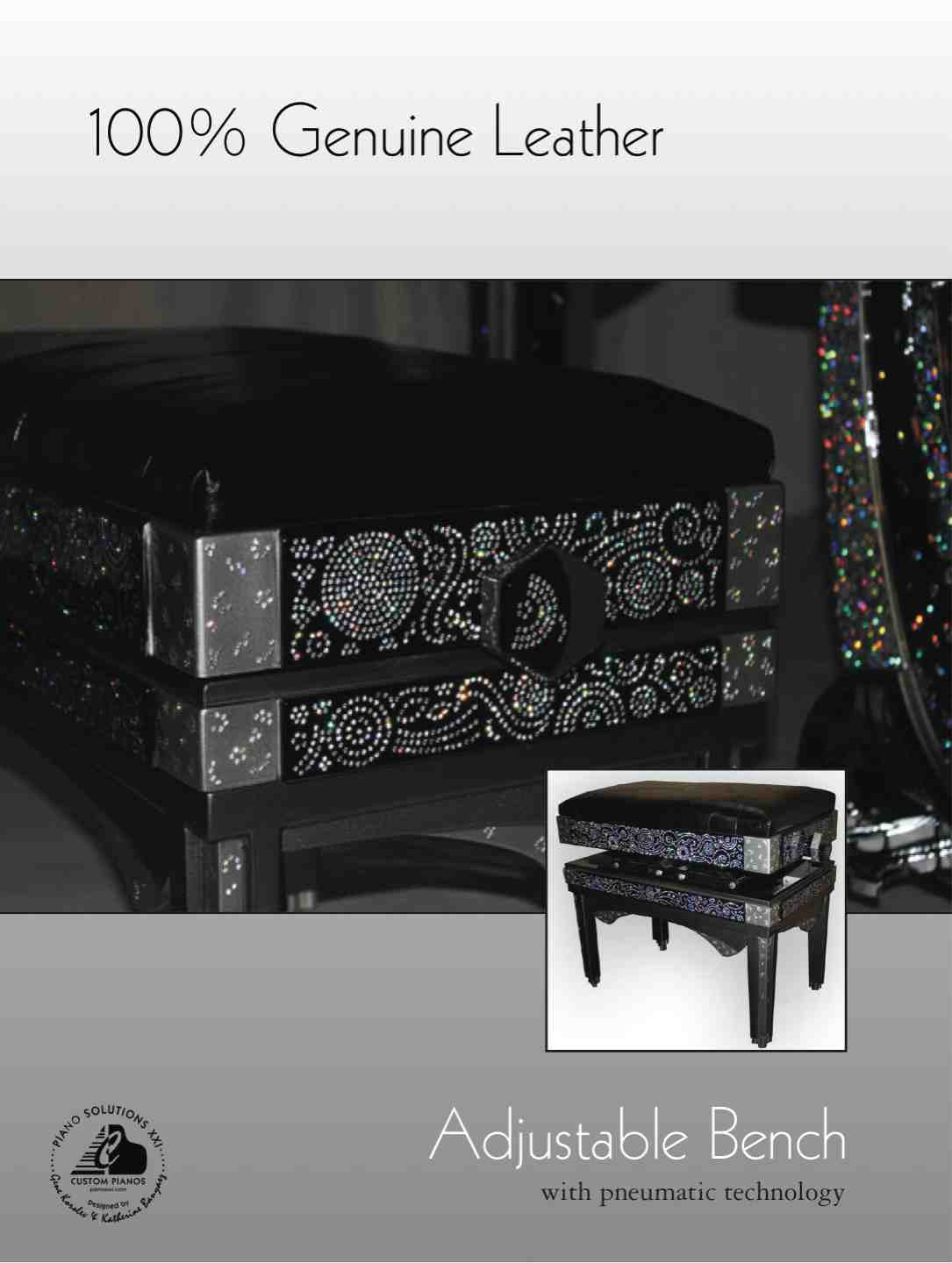13 Discover New York Serenade Custom Piano