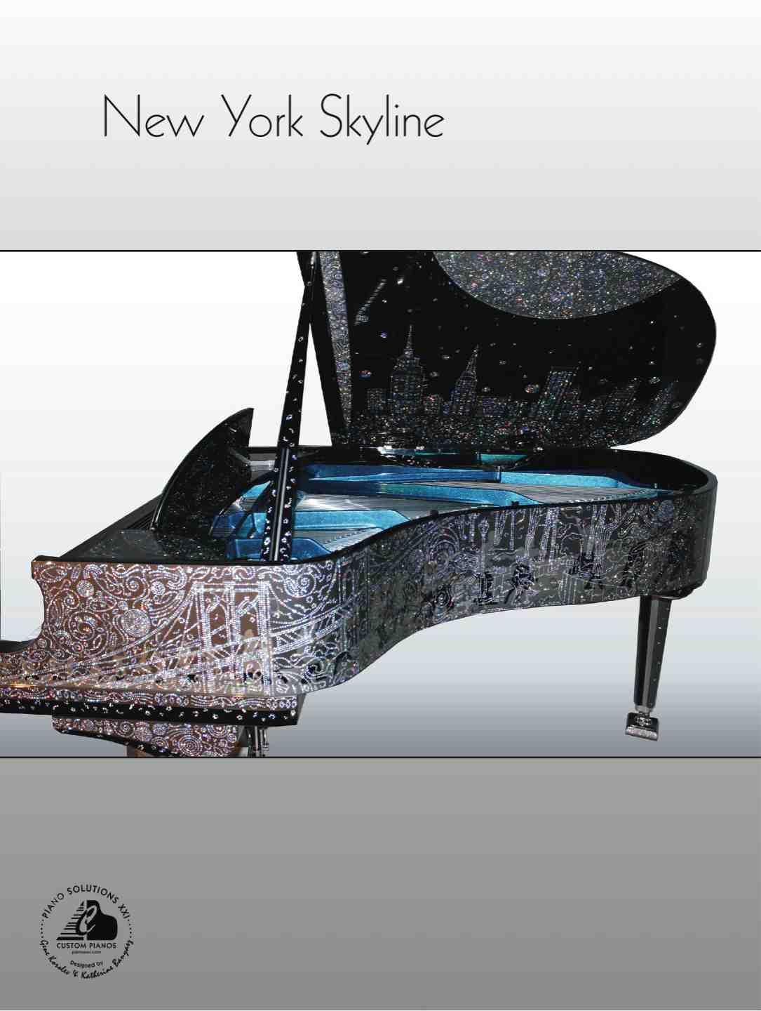 22 Discover New York Serenade Custom Piano