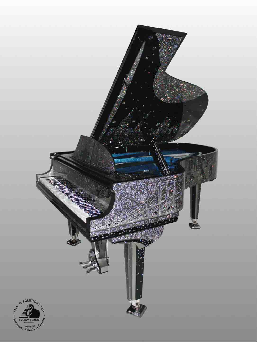 4 Discover New York Serenade Custom Piano