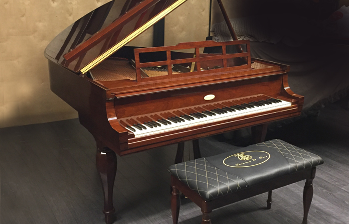 sketch9 Collectible Colonial Sketch 23 Steinway & Sons