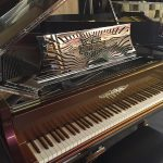 HarleyDavidsonPiano_SideClose-150x150 Discover Harley Davidson Custom Piano